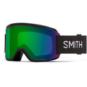 Smith Squad Snow Goggles, zwart/groen